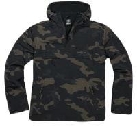 BranditWindbreaker Coupe-vent camouflage sombre
