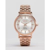 BredaBlossom Bracelet Watch In Rose Gold - Rose gold