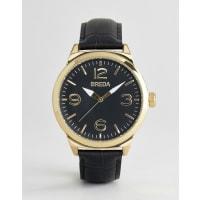 BredaStephan Matte Black Watch - Black
