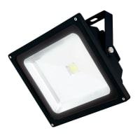 Brilliant LightingLED Flood Light Black DIY 20W in 4000K 18cm Avenger Brilliant Lighting