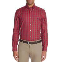 Brooks BrothersPlaid Slim Fit Button-Down Shirt