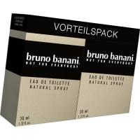 Bruno BananiHerrendüfte Man Eau de Toilette Spray Duo 30 ml