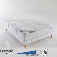 BultexMatelas mousse confort luxe ferme 5 zones BULTEX n