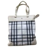 BurberryLeintuch handtaschen - aus zweiter Hand