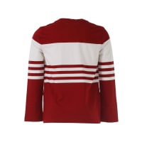 BurberryT-Shirts Günstig im Sale, Bordeauxrot, Baumwolle, 2016, 10Y 4Y 5Y 8Y