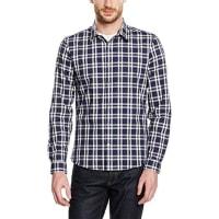 BurtonHerren Freizeithemd Smart Check