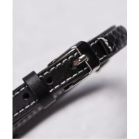 By BillgrenLeather Bracelet 8975 Black
