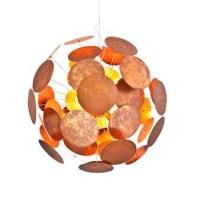 By RydénsPlanet ceiling lamp copper