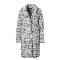C&AThe Outerwear coat met wol