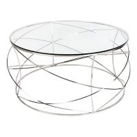 CAFE Lighting & LivingSophie Coffee Table, Chrome