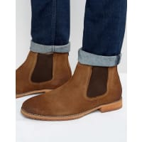 Call It SpringCall It Spring Draun Suede Chelsea Boots - Tan