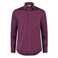 Calvin KleinCANNES FITTED Camisa de traje boisenberry