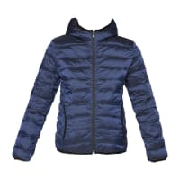 Calvin KleinAbrigos de plumas - j20j200821 onana hood padded short jacket-ckj - Azul / Marina de guerra