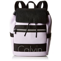 Calvin Klein JeansDamen Re-Issue Backpack 2 Neoprene Rucksack, 15 x40 x27 cm