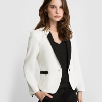 Calvin KleinVeste blazer bicolore. SOLDES