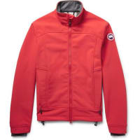 Canada GooseBracebridge Waterproof Shell Jacket - Red