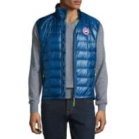 Canada GooseHybridge Lite Puffer Vest, Midnight Blue