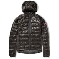 Canada GooseHybridge Lite Quilted Shell Down Jacket - Dark gray