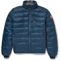 Canada GooseLodge Packable Quilted Ripstop Down Jacket - Navy