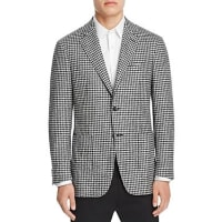 CanaliKei Check Classic Fit Sport Coat