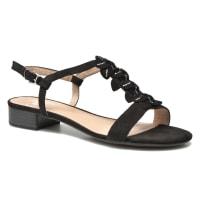 CapriceVolena - Sandalen voor Dames / Zwart