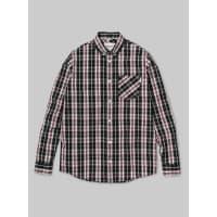 Carhartt Work in ProgressL/S Craig Shirt / camisa rojo