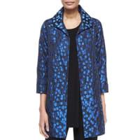 Caroline RoseSpot On Shimmer Jacquard Party Jacket, Petite