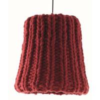 CASAMANIAGranny hanglamp groot rood - Casamania