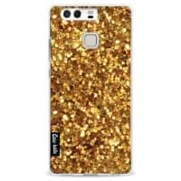 CasetasticSoftcover Huawei P9 - Festive Gold
