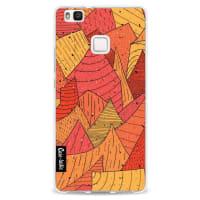 CasetasticSoftcover Huawei P9 Lite - Pumpkin Slices