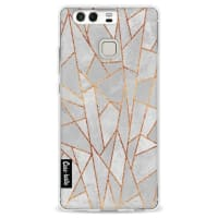 CasetasticSoftcover Huawei P9 - Shattered Concrete