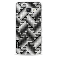 CasetasticSoftcover Samsung Galaxy A3 (2016) - Braided Lines
