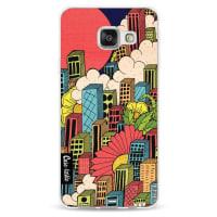 CasetasticSoftcover Samsung Galaxy A3 (2016) - Cityscape
