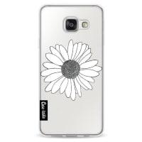 CasetasticSoftcover Samsung Galaxy A3 (2016) - Daisy Transparent