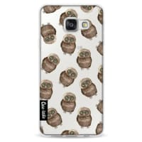 CasetasticSoftcover Samsung Galaxy A3 (2016) - Owl Hop
