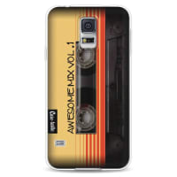 CasetasticSoftcover Samsung Galaxy S5 - Awesome Mix