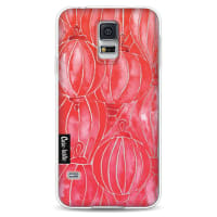 CasetasticSoftcover Samsung Galaxy S5 - Red Lanterns