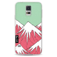 CasetasticSoftcover Samsung Galaxy S5 - The Mountains and the Stars