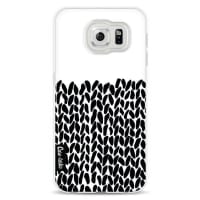 CasetasticSoftcover Samsung Galaxy S6 - Half Knit