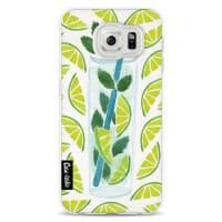 CasetasticSoftcover Samsung Galaxy S6 - Mojito Limes