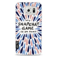 CasetasticSoftcover Samsung Galaxy S6 - Snapchat Pantone