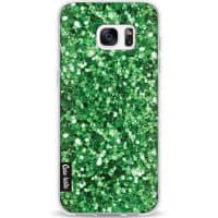 CasetasticSoftcover Samsung Galaxy S7 Edge - Festive Green