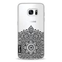 CasetasticSoftcover Samsung Galaxy S7 Edge - Floral Mandala