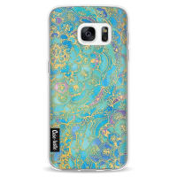 CasetasticSoftcover Samsung Galaxy S7 - Sapphire Mandala