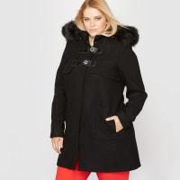 CastalunaDuffle-coat à capuche. SOLDES
