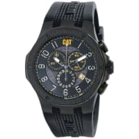 CATCAT WATCHES Mens A516321111 Carbon Chrono Analog Display Quartz Black Watch