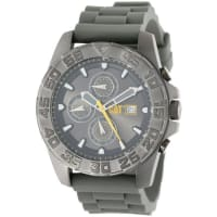 CATCAT WATCHES Mens PN15925525 DPS Multi-Function Gunmetal And Black Analog Watch