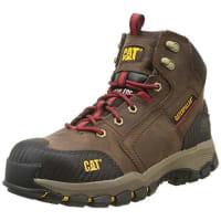 CATNavigator Mid St S3 Hro Sra - Zapatos de seguridad (tobillo alto), color Marrón