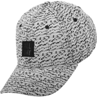 Cayler And SonsBoost Vibez Curved Snapback negro blanco