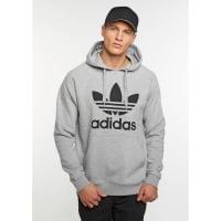adidasHooded-Sweatshirt Original 3Foil medium grey heather